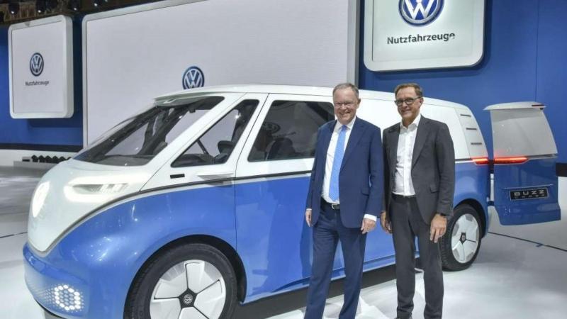 VW T7 bliver nok ikke så elektrisk