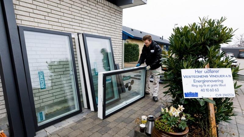 Forretningsorienterede tømrere foretrækker rådgivning fra leverandøren
