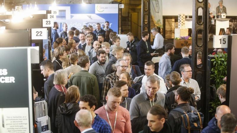 Tilfredsstillende opbakning til grøn byggemesse i Aarhus