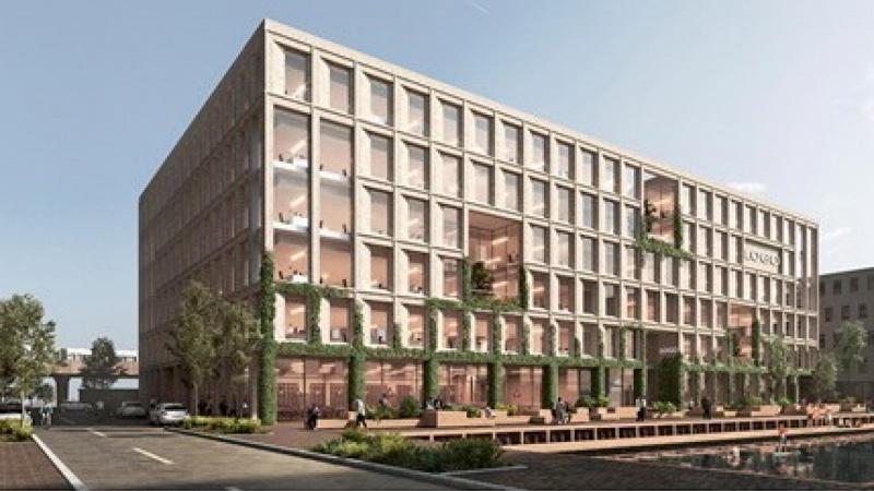 AP vil opføre 10.000 kvm kontorprojekt i Nordhavn