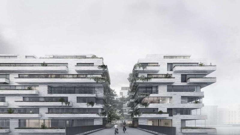 Nyt ø-eventyr med 233 boliger i København