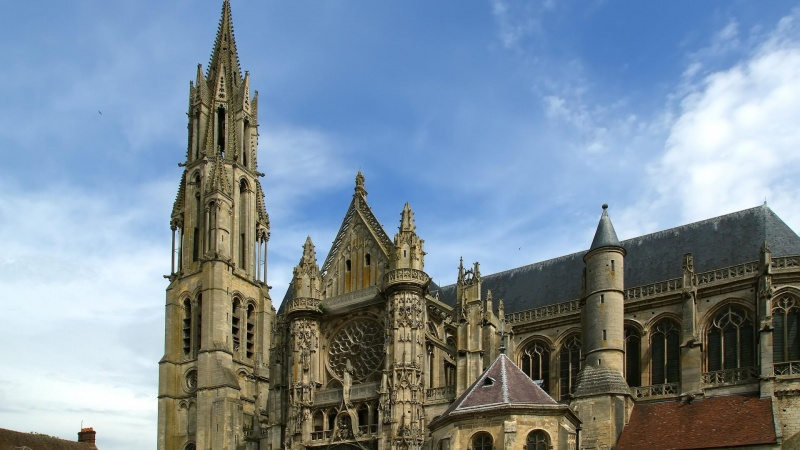 International arkitektkonkurrence om Notre Dame-spir