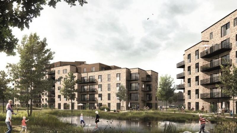 Spadestik og gilde i ny Odense-bydel