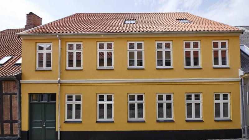 Tilbage til de arkitektoniske rødder