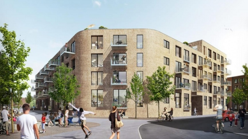AG Gruppen sælger boligprojekt til Koncenton