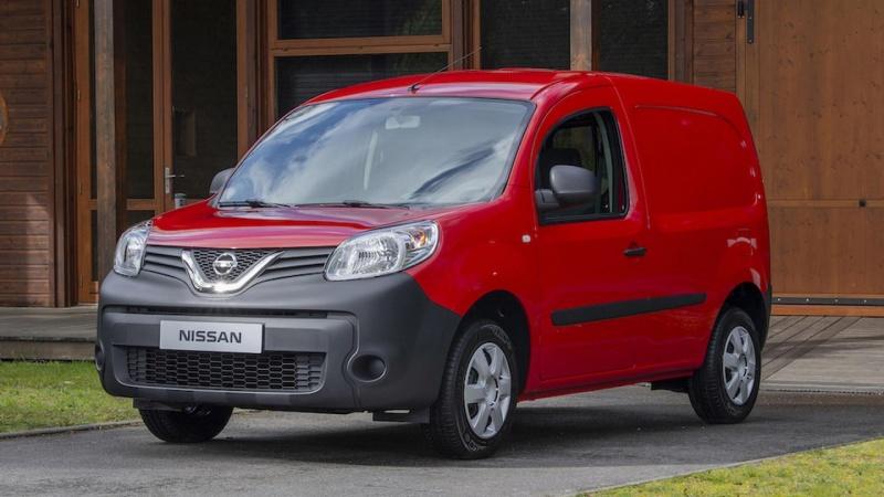Nissan lancerer ny kompakt varebil