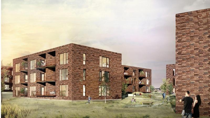 Skala tegner bæredygtige boliger ved Lillebælt
