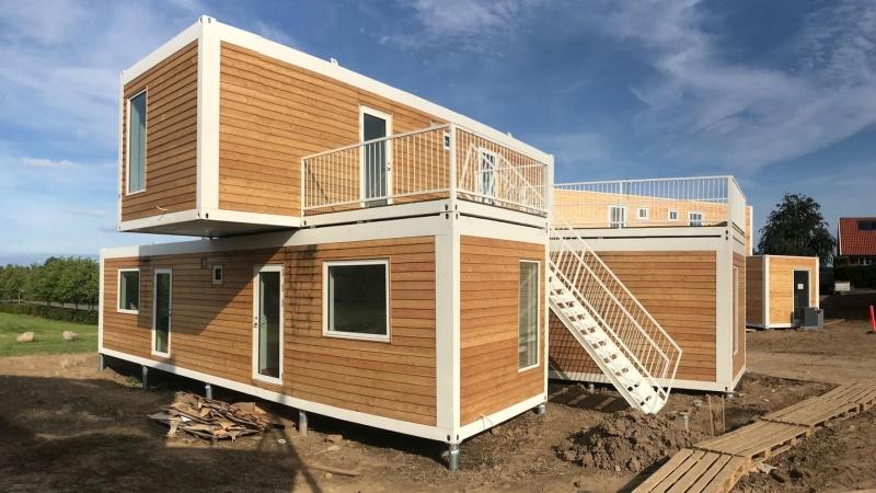 Bo Benzon huser nordboer i Gribskov
