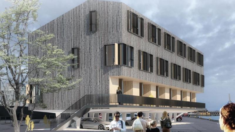 Arkitekt vil have studerende til at sove på p-pladserne