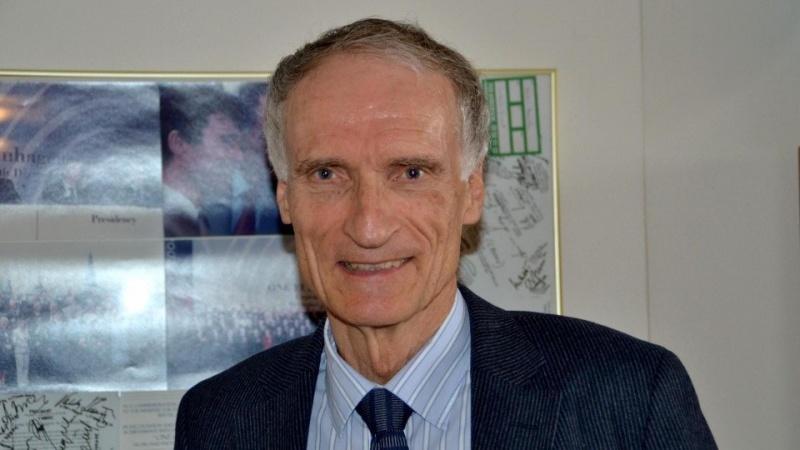 Bertel Haarder uddeler Maskinleverandørernes Innovationspris