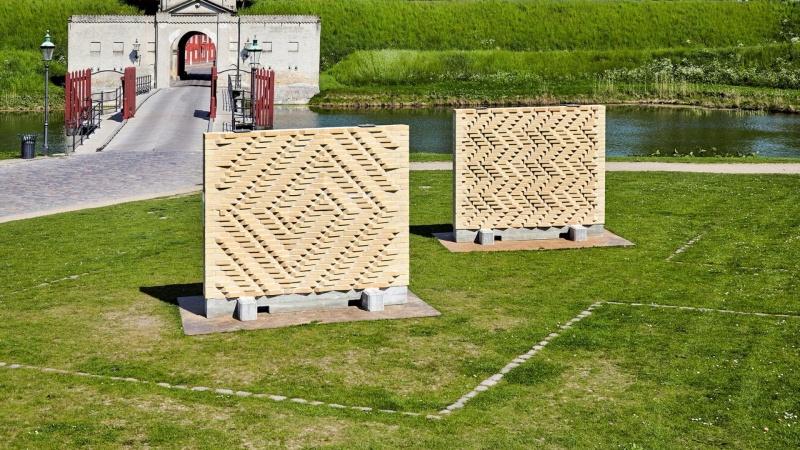 Teglproducent baner vej for mere kunst i byggeriet