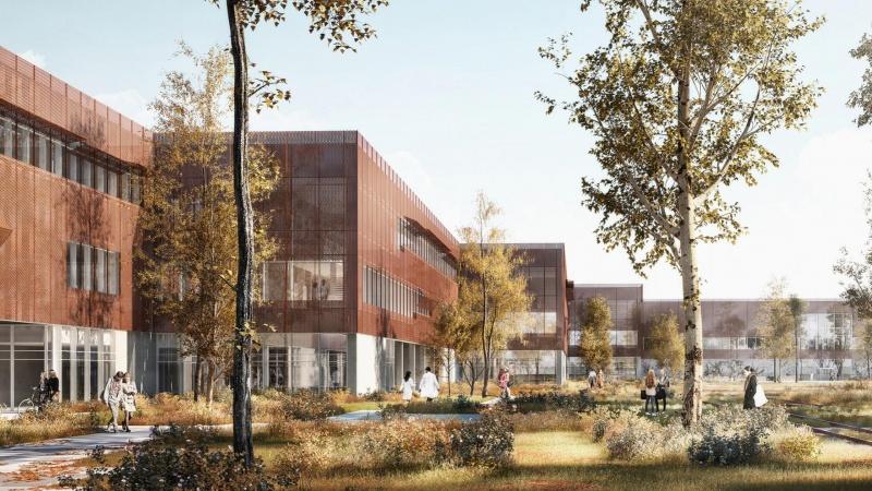 MT Højgaard vinder råhus på SDU til 300 millioner kroner