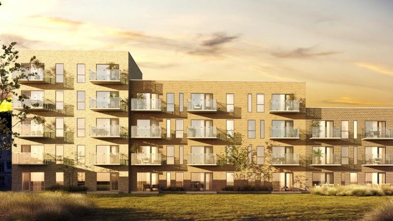 Ugens projekt: Boliger i Kirkebjerg