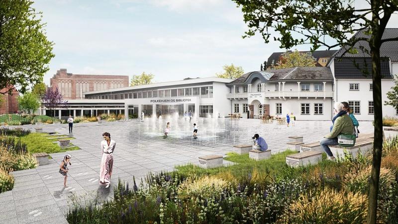 Aabenraa får ny park i anledning af 100-året for Genforeningen