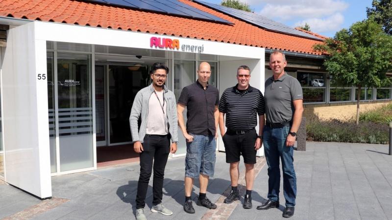 Silkeborg er LEDestjerne for gadebelysning