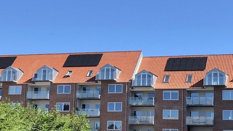 Boligselskab sætter samtlige boliger under grøn lup