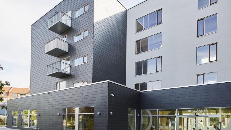 NCC afleverer plejecenter efter fire års renovering