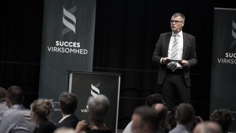 Danmarks mest succesfulde virksomheder er fundet