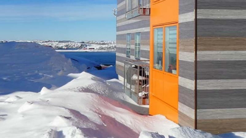 DTU advarer mod ny byggemetode i Grønland