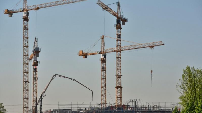 Stor vækst i italiensk aktivitet i byggeriet