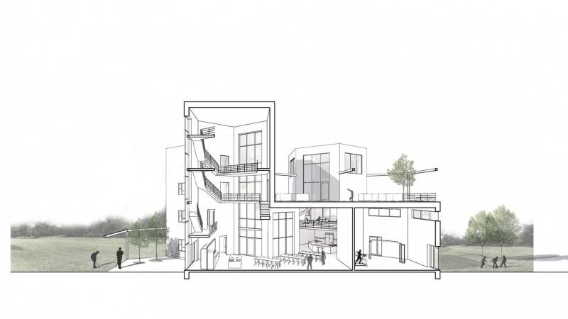 Fire projekter nomineret til pris for bæredygtig brug af beton