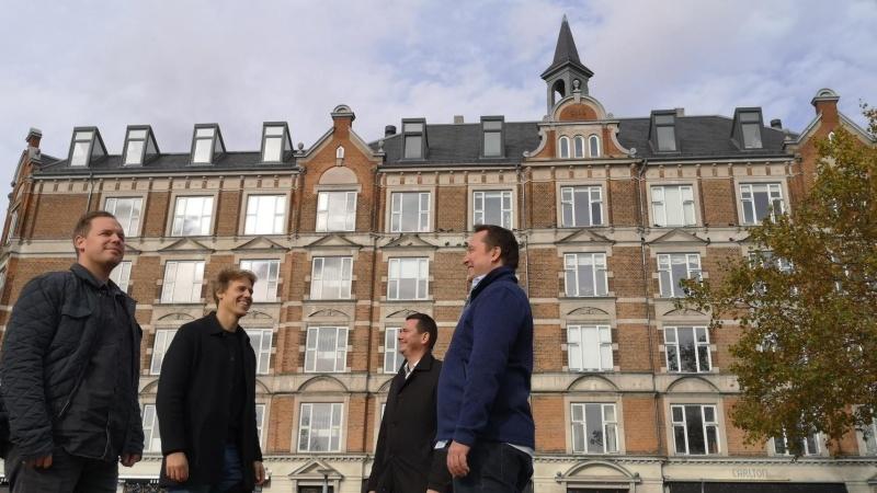 Plan1 Cobblestone Architects henter opgave i København