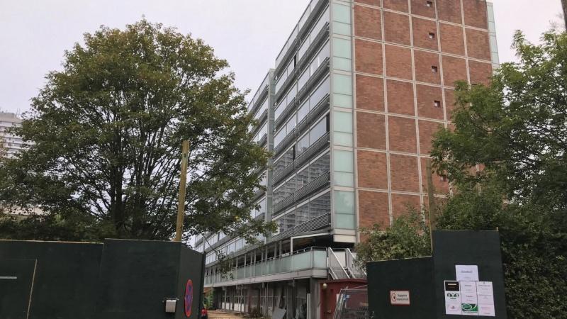 Skou Gruppen renoverer etageejendom på Frederiksberg