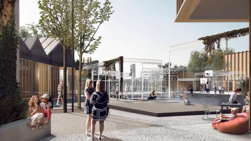 Nabokommune investerer massivt i Odense-forstad