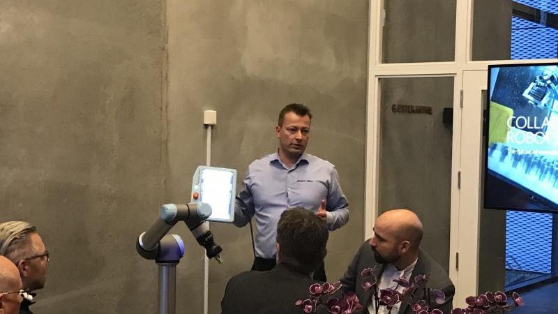 Robotter kan være nyttige murerarbejdsmænd, hvis branchen giver plads