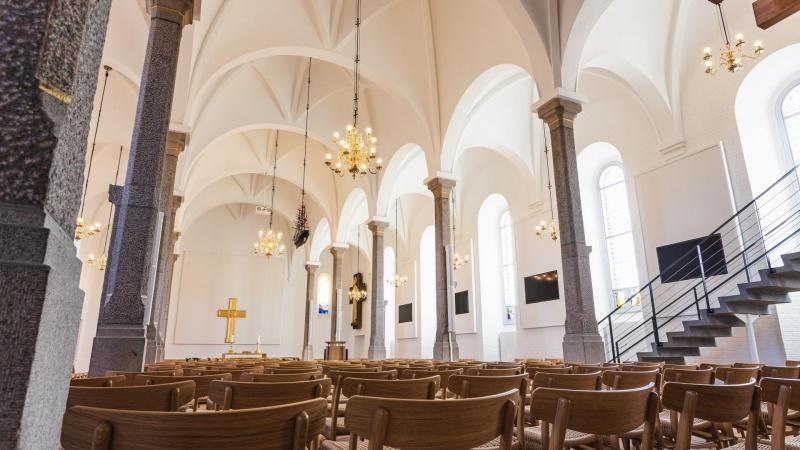 Arkitektfirmaet Bundgaard bag omfattende renovering af Brønderslev Kirke