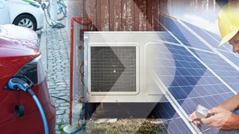 Teknisk trio danner fælles front i kamp mod CO2