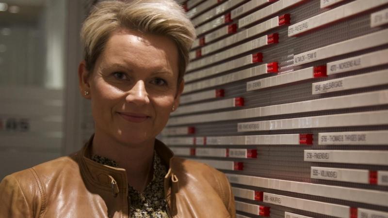 Stina bruger sit servicegen hos Platform A/S: Kvinder bør springe ud i det