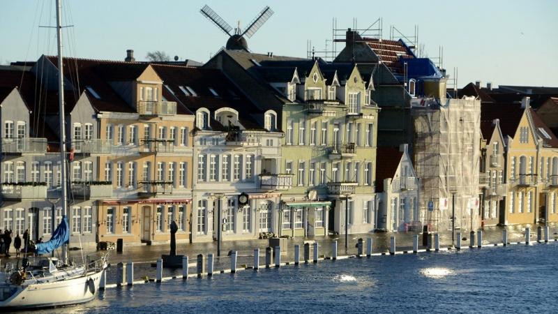 75.000 kystnære ejendomme i risiko for oversvømmelse