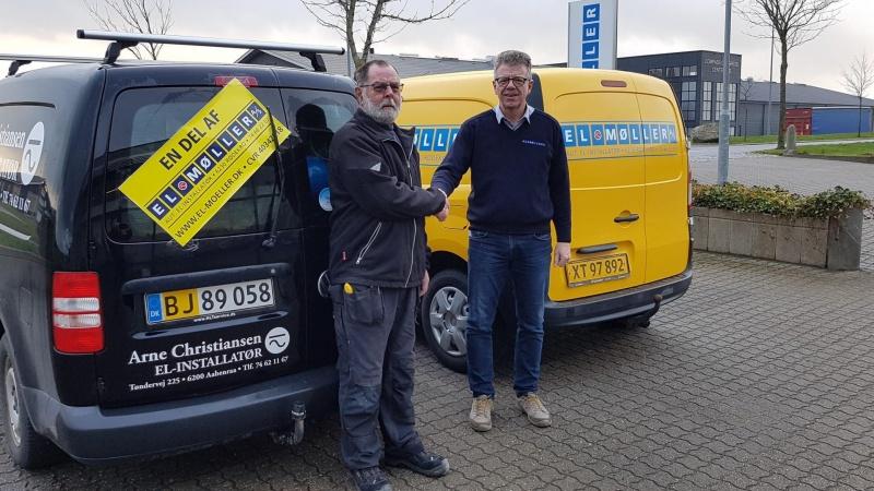 El-Møller A/S er gået på opkøb lokalt