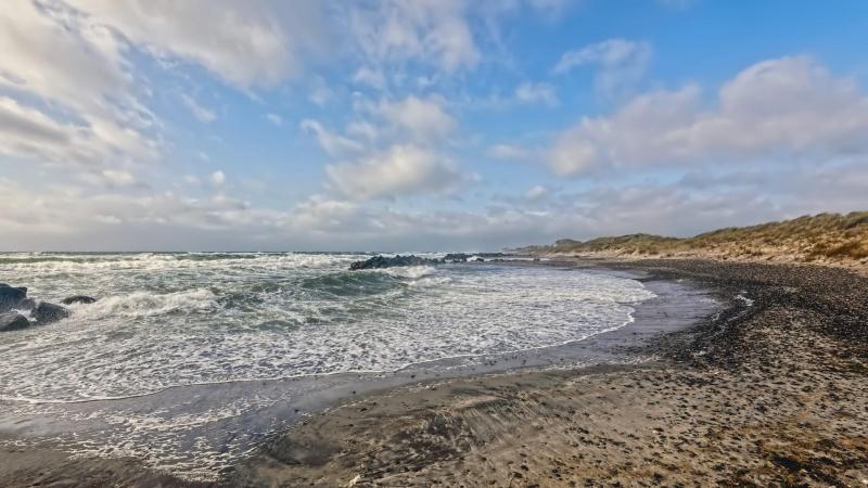 Ny aftale fordobler midler til at beskytte Danmarks mest udsatte kyster