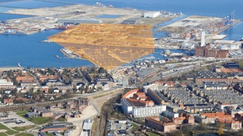 Milliarddyr tunnel skubber lystbådehavn væk