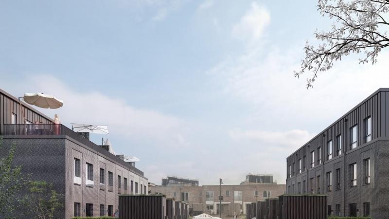 Jönsson skriver kontrakt på rækkehuskvarter i ny bydel