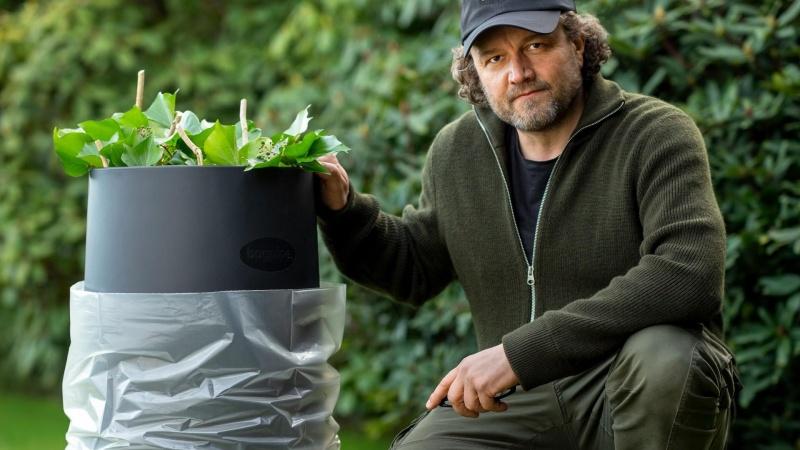 Simpel opfindelse kan halvere forbruget af plastiksække