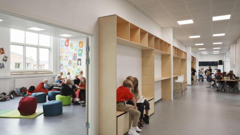 Ny tre-i-én-løsning til at løse skolernes indeklimaproblem