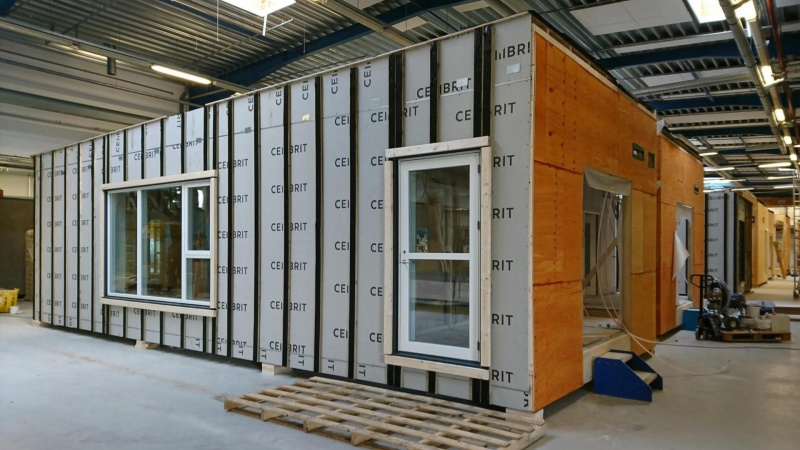 Midtjysk modulbygger skal levere to daginstitutioner til Nuuk