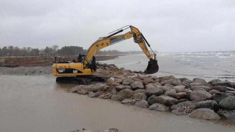 Nu bliver det lettere at lave kystbeskyttelse