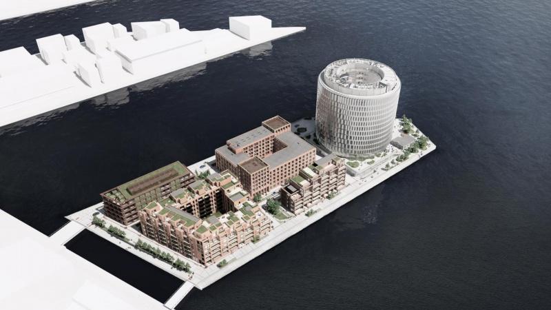 Pihl vinder Nordhavn-projekt