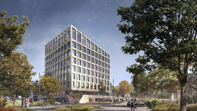 Casa skal bygge Høje-Taastrups nye rådhus