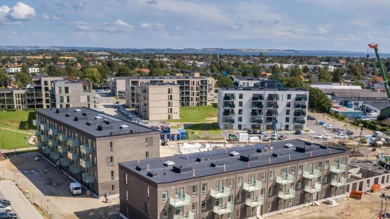 Koncenton køber boligprojekt i Risskov