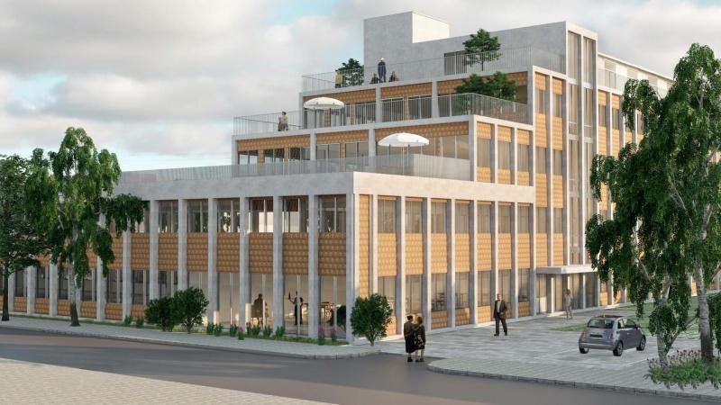 Seniorer rykker ind i industribygning i Valby