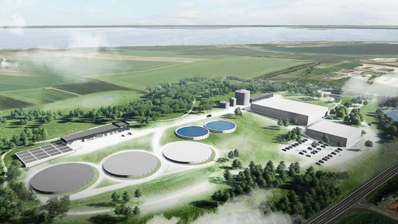 Konsortium skal bygge nyt renseanlæg i Assens