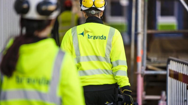 Omsætningen stiger, men ordrerne falder hos Bravida Danmark