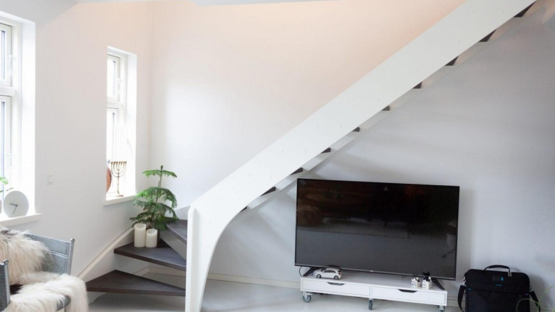Uklart bygningsreglement: Ingen krav til trapper i private enfamiliehuse