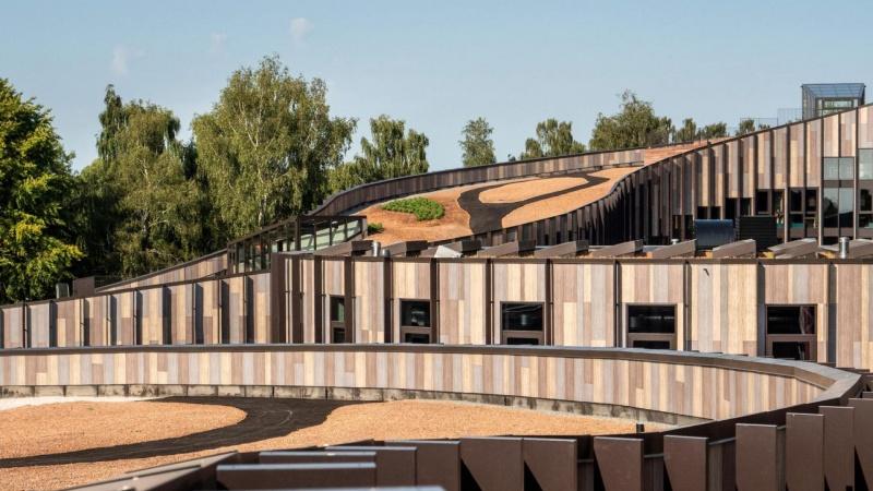 Lyngby-projeket vinder endnu en arkitekturpris