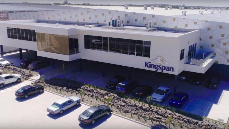 Efterisolering er fremtiden for Kingspan